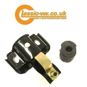 Mk1 Golf Front Inner Anti Roll Bar / Wishbone Clamp Set 171411331 & 171411337 Jetta, Caddy, Scirocco